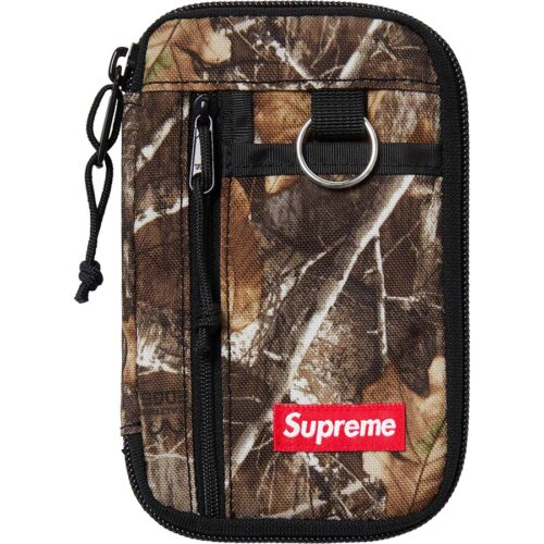 Supreme Small Zip Pouch FW19 – Real tree