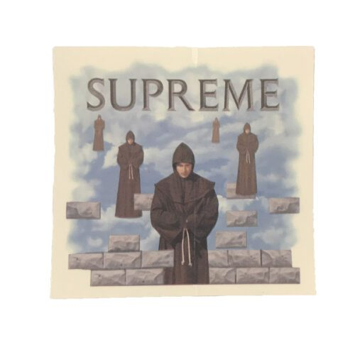 Supreme Levitation Sticker FW19