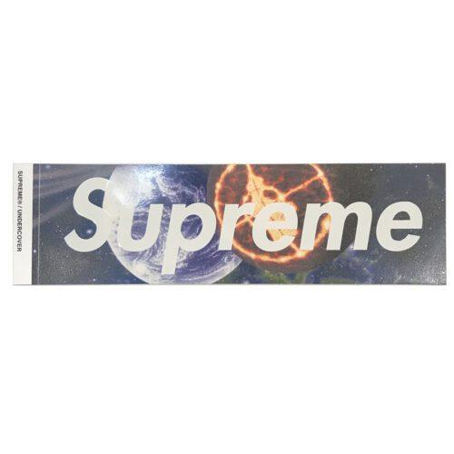 Supreme Undercover x Public Enemy boxlogosticker
