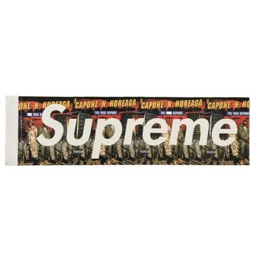 Supreme CNN boxlogo sticker