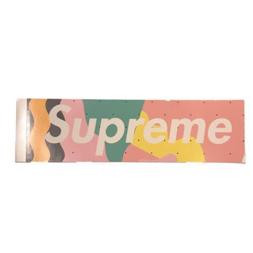 Supreme Mendini Sticker SS16