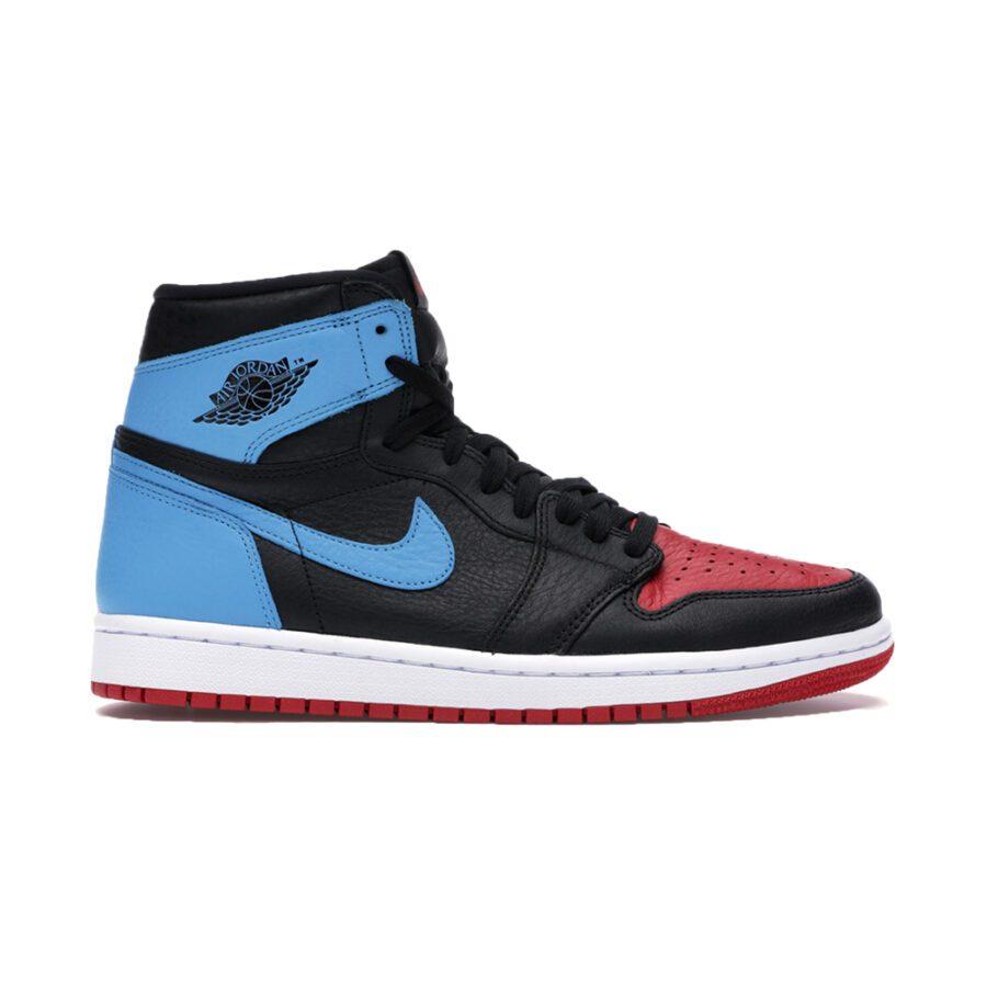Nike Air Jordan 1 UNC To Chicago