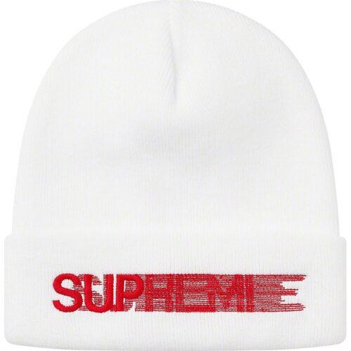 Supreme Motion Logo Hue - Hvid SS20