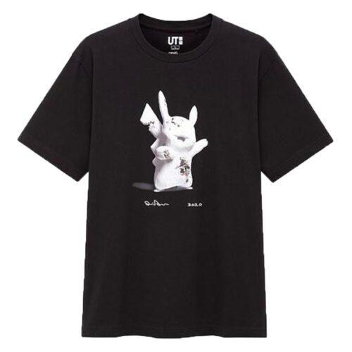 Daniel Arsham x Pokemon Pikachu T-shirt