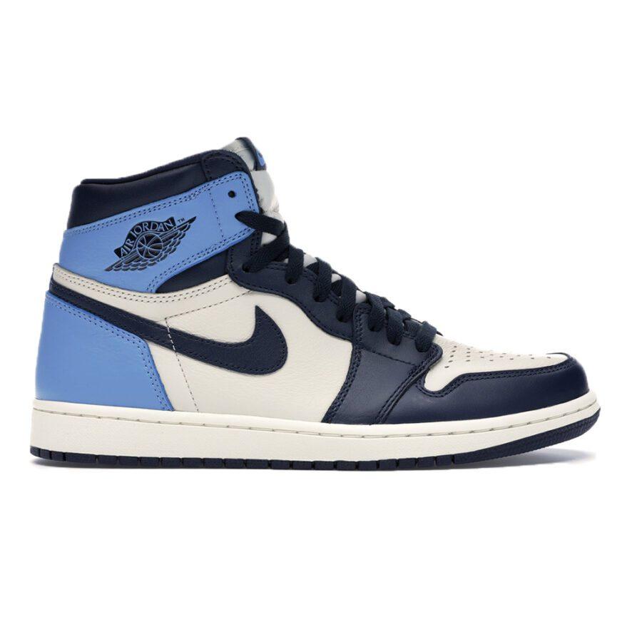 Nike Jordan 1 Obsidian UNC