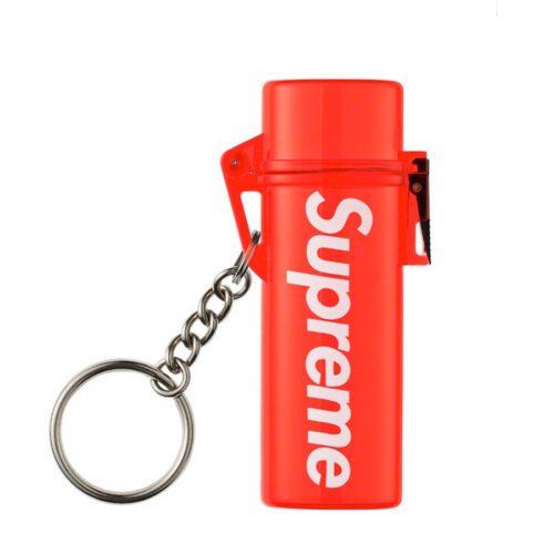 Supreme Lighter Case nøglering