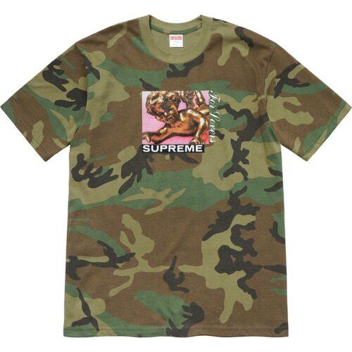 Supreme Lovers t-shirt - Camo