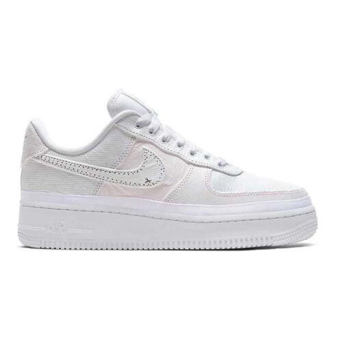 "Nike Air Force 1 LX ""Tear Away White"""
