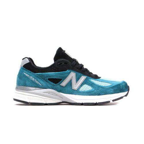 New Balance M990 - blå/sort