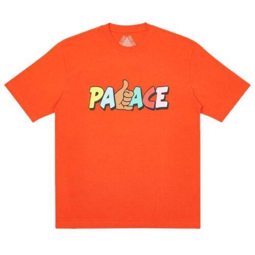 Palace Skateboards Shaka t-shirt