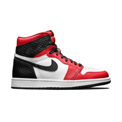 Jordan 1 Satin Snake Chicago