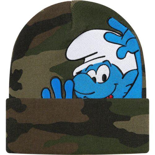 Supreme smurfs hue - Camo