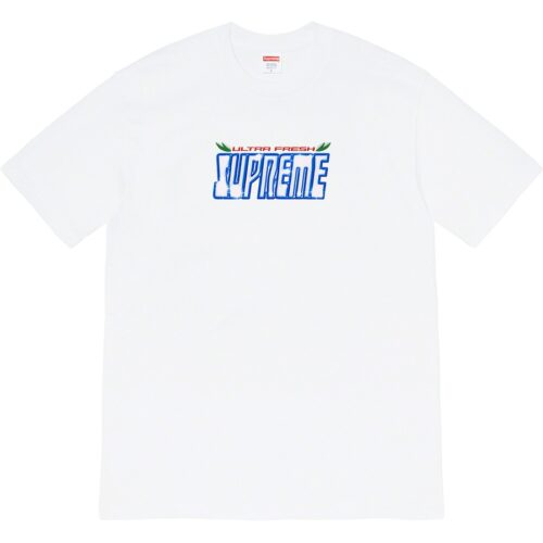 Supreme Ultra Fresh t-shirt - Hvid
