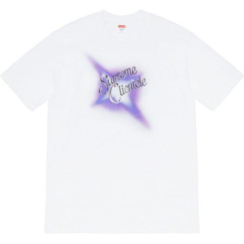 Supreme Clientele t-shirt - Hvid