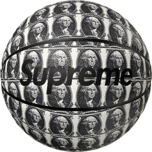 Supreme Spalding Basketball