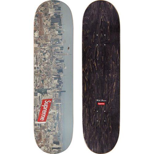 Supreme Aerial skateboard