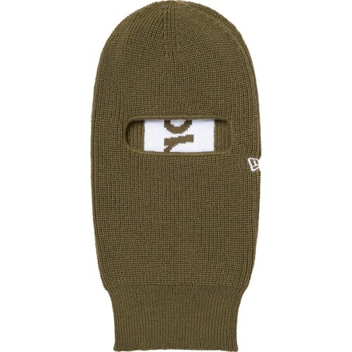 Supreme New Era Balaclava - olive