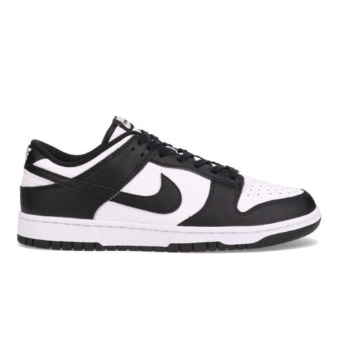 "Nike Dunk Low ""White Black"""