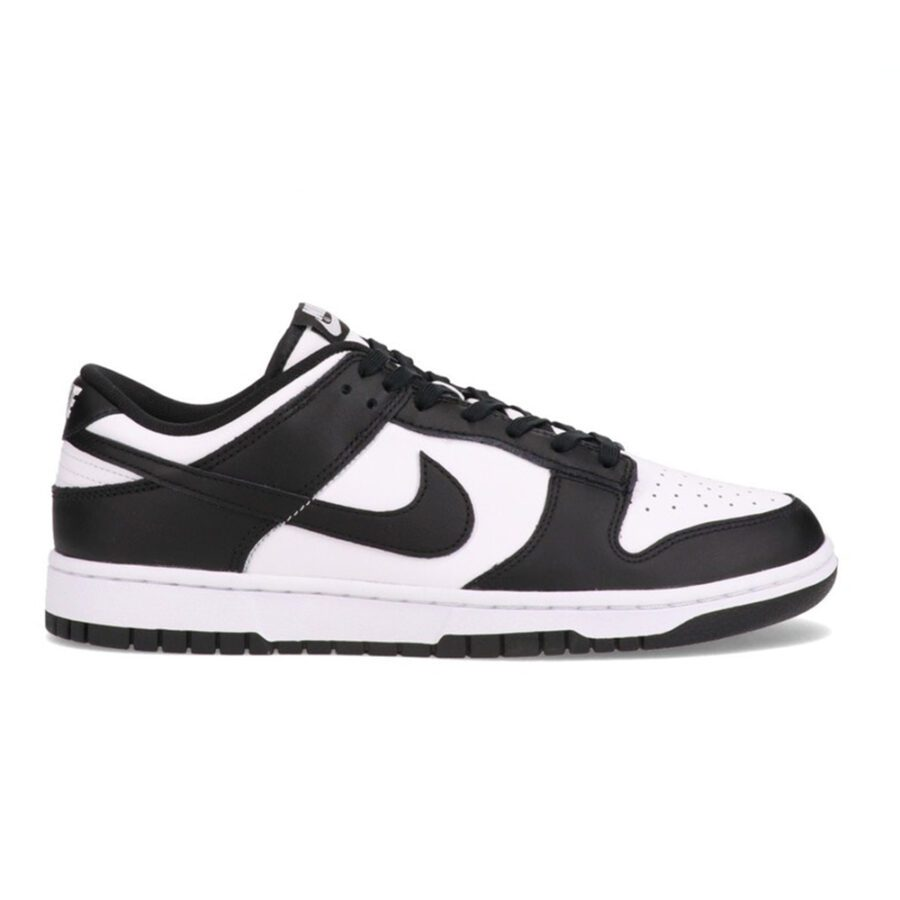 "Nike Dunk Low ""White Black"""