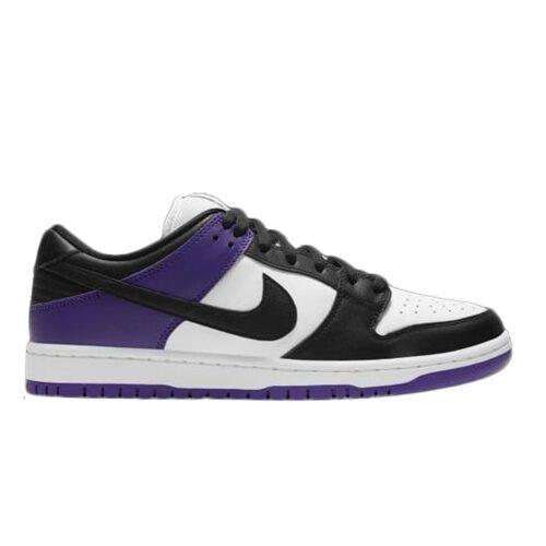 "Nike SB Dunk Low ""Court Purple"""