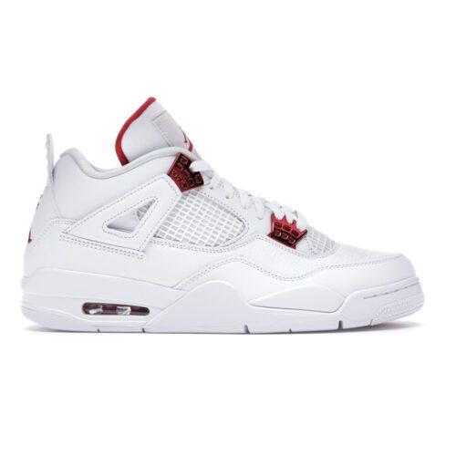 "Jordan 4 Retro ""Metallic Red"""