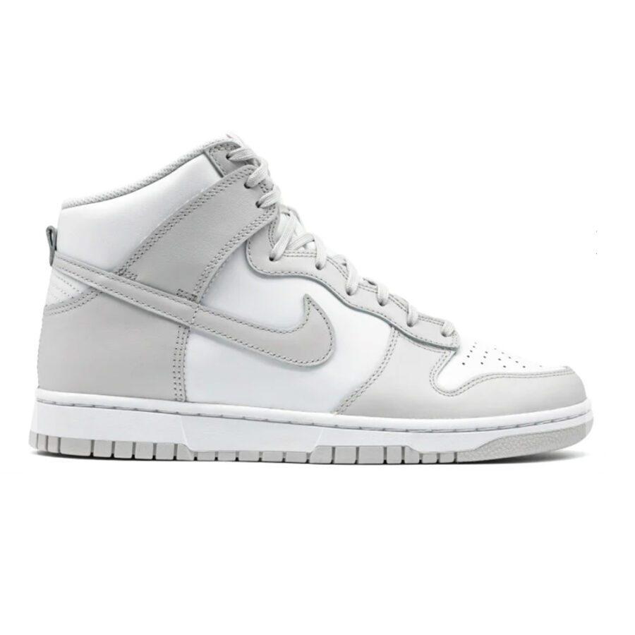 Nike Dunk High Vast Grey