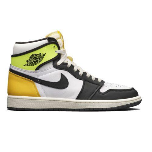 "Nike Jordan 1 High ""Volt"""