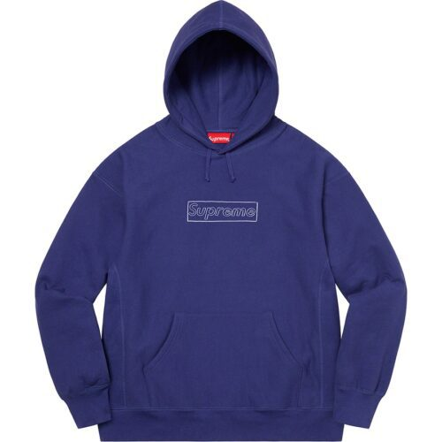 Supreme Kaws Box Logo