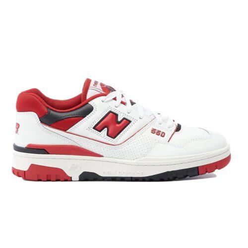 "New Balance 550 ""Red"""