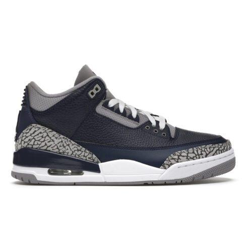 """Nike Air Jordan 3 """"Georgetown"""""""