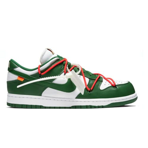 """Nike Dunk Low X Off-White """"Pine Green"""""""