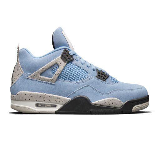 "Jordan 4 Retro ""University Blue"""