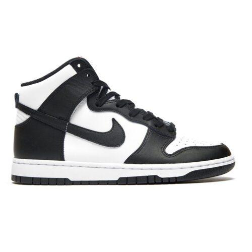 "Nike Dunk High ""Black White"""
