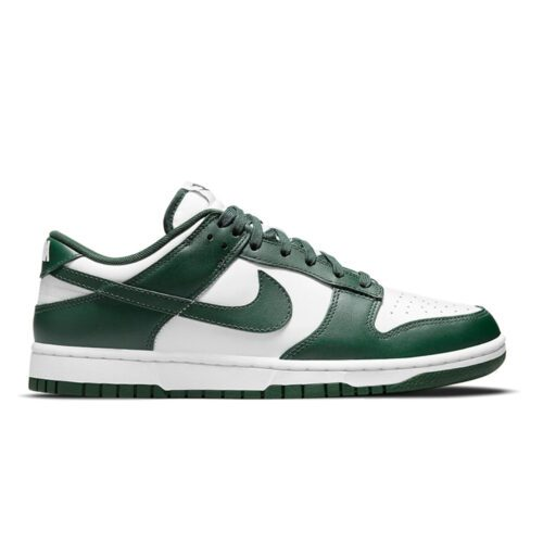 "Nike Dunk Low ""Spartan Green"""