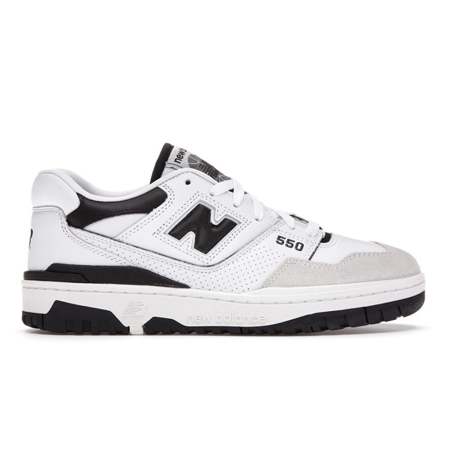 "New Balance 550 ""Black"""