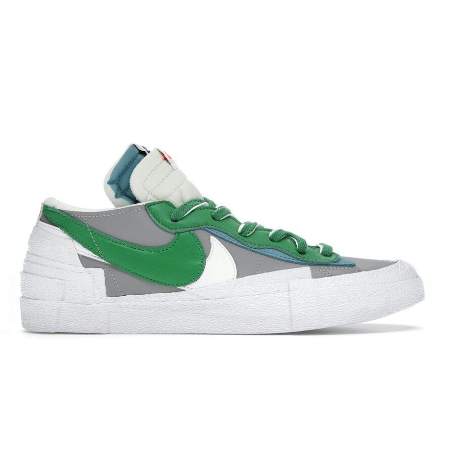 """Nike X Sacai Blazer low """"Green"""""""