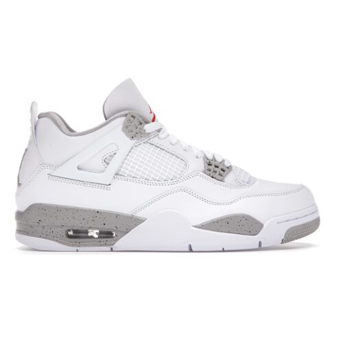 """Jordan 4 Retro """"White Oreo"""""""