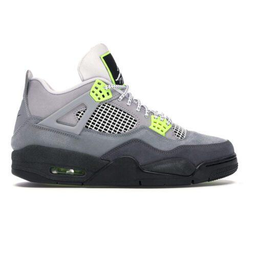 """Air Jordan 4 Retro """"Neon"""""""