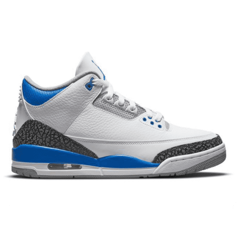 "Air Jordan 3 Retro ""Racer Blue"""