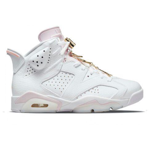 "Jordan 6 Retro ""Gold Hoops"""