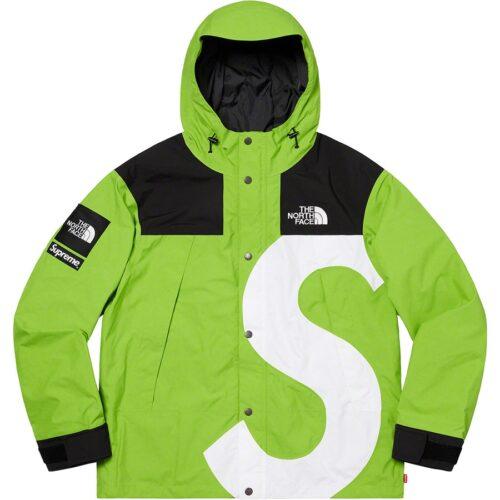 Supreme x TNF S Logo Mountain Jacket