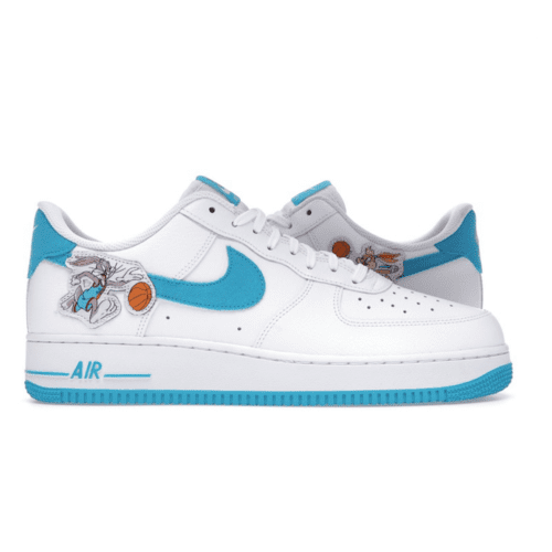 """Air Force 1 x Space Jam """"Hare"""""""