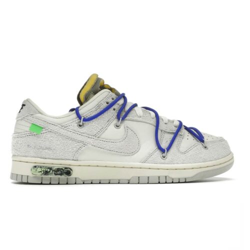 """Nike Dunk Low x Off-White """"Lot 32 of 50"""""""