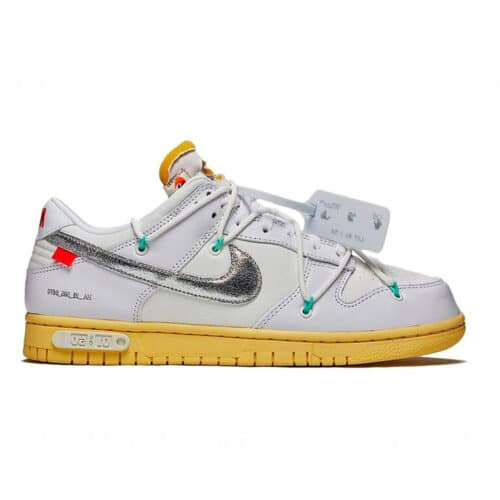 """Nike Dunk Low x Off-White """"Lot 1 of 50"""""""