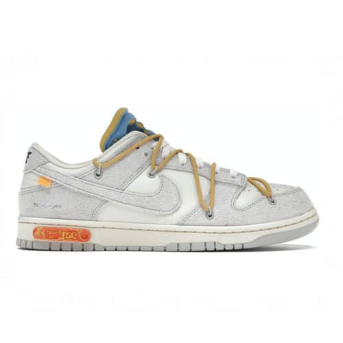 """Nike Dunk Low x Off-White """"Lot 34 of 50"""""""