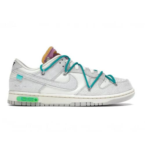 """Nike Dunk Low x Off-White """"Lot 36 of 50"""""""