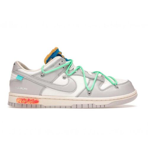 """Nike Dunk Low x Off-White """"Lot 26 of 50"""""""